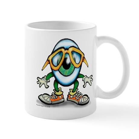 Eye Tee Mugs