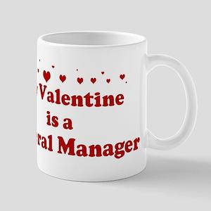 Valentine: General Manager Mug