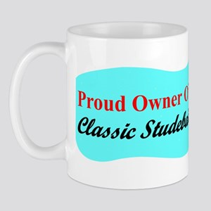 """Proud Stude Owner"" Mug"