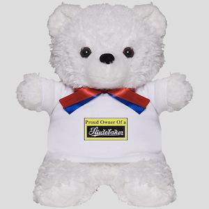 """Proud Stude Owner"" Teddy Bear"