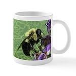 Bumble Bee Doodle Critter 11 Oz Ceramic Mug Mugs