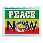 Rasta Peace Now Wall Calendar