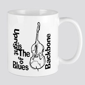 Double Bass Blues Mug