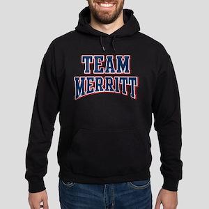 Team Merritt Personalized Custom Hoodie (dark)
