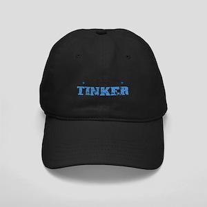 Tinker Air Force Base Black Cap
