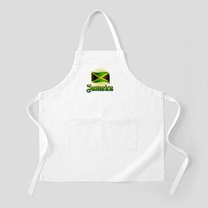 Jamaica BBQ Apron