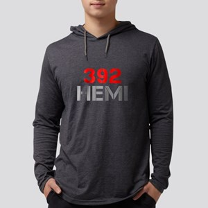 392-hemi-clean-red-gray Long Sleeve T-Shirt