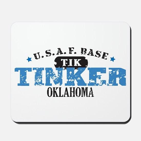 Tinker Air Force Base Mousepad