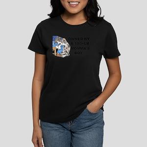 NMtMrl 150+MB Women's Dark T-Shirt