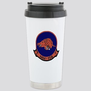 VAW 114 Hormel Hogs Stainless Steel Travel Mug