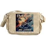 EMBARK COVER LOGO Messenger Bag