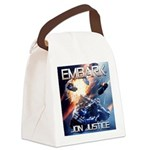EMBARK COVER LOGO Canvas Lunch Bag