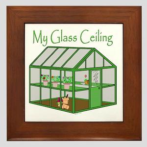 Greenhouse Framed Tile