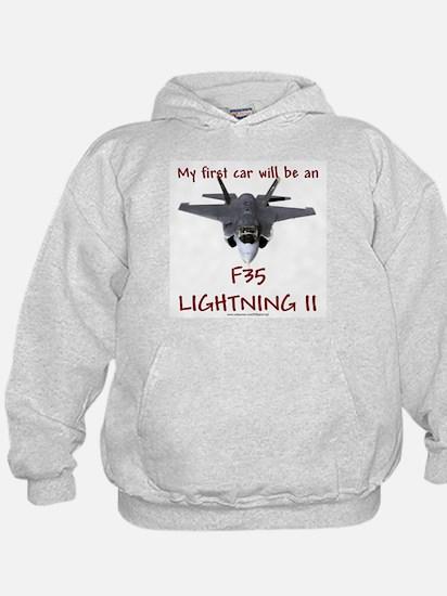 F35 Lightning II Hoodie