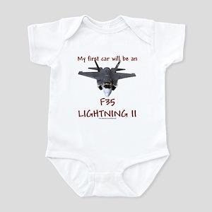 F35 Lightning II Infant Bodysuit