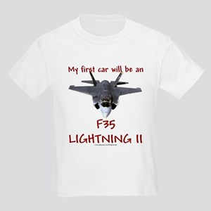F35 Lightning II Kids Light T-Shirt