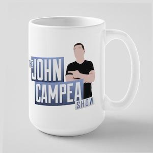 The John Campea Show Logo Mugs