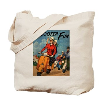 Scooter Fun<br>Tote Bag