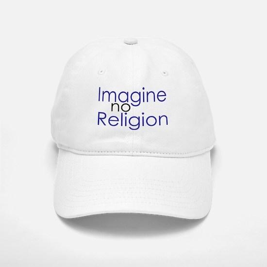 Imagine no Religion Baseball Baseball Cap