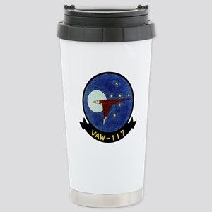 VAW 117 Wallbangers Stainless Steel Travel Mug