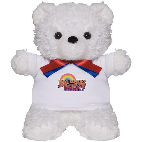 Big Sisters Rock! Teddy Bear