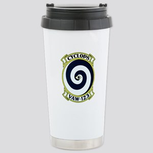 VAW 123 Cyclops Stainless Steel Travel Mug