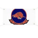 VAW 114 Hormel Hog Banner