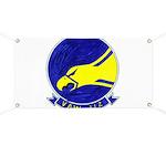 VAW 112 Golden Hawks Banner