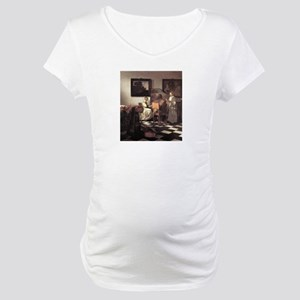 Vermeer Maternity T-Shirt