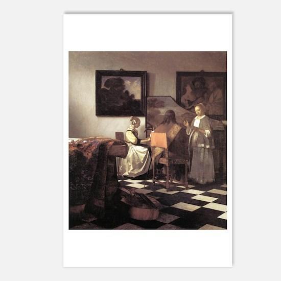Vermeer Postcards (Package of 8)