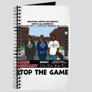 Stop The Game Journal