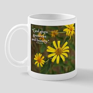 God gives... Mug
