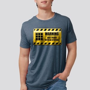 Warning Quilt Maker T-Shirt