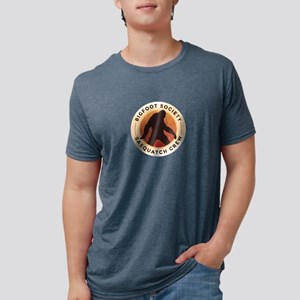 Bigfoot Society - Sasquatch Crew Search Hi T-Shirt