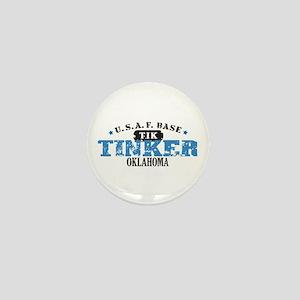 Tinker Air Force Base Mini Button