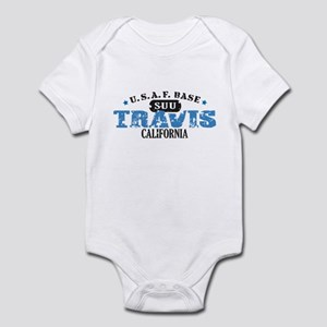 Travis Air Force Base Infant Bodysuit
