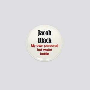 Jacob - My own hot water bottle! Mini Button