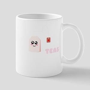 Sweet Dreams Are Made Of Teas Cute Tea Pun Mugs