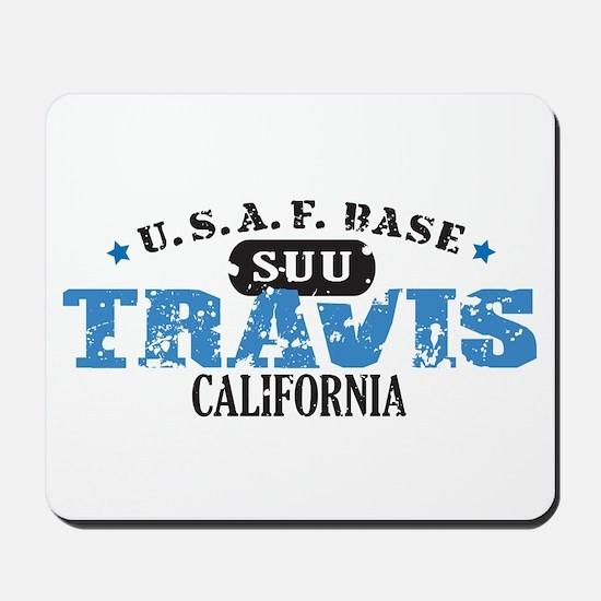Travis Air Force Base Mousepad