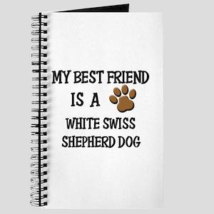 My best friend is a WHITE SWISS SHEPHERD DOG Journ