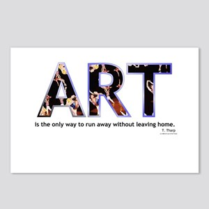 Twyla Tharp Quote Postcards (Package of 8)