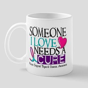 Needs A Cure THYROID DISEASE Mug