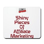 S.P.A.M Shiny Pieces Of Affiliate Marketing Mousep