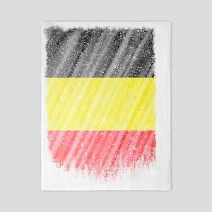 Belgian Flag Shirt Belgium Flag T Twin Duvet Cover