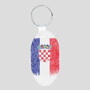 Croatian Flag Shirt Croatia Flag T shirt Keychains