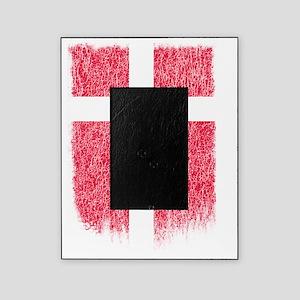 Danish Flag Shirt Denmark Flag T shi Picture Frame