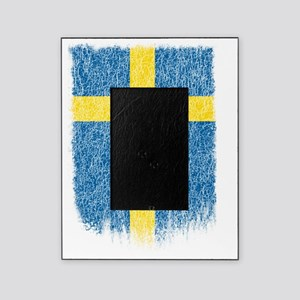 Swedish Flag Shirt Sweden Flag T shi Picture Frame