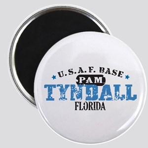Tyndall Air Force Base Magnet