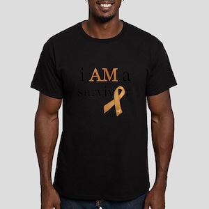 i AM a survivor (Orange) T-Shirt
