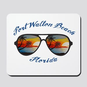 Florida - Fort Walton Beach Mousepad